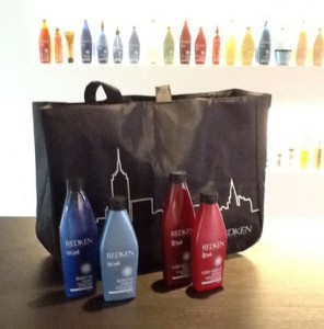 Redken NYC bag